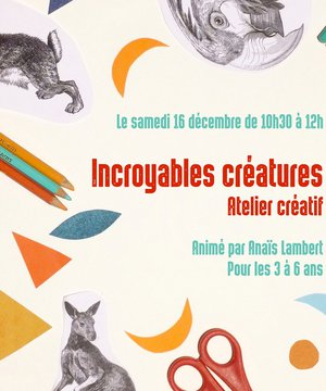 Incroyables créatures-